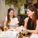 Maria Luiza Milani e Daniela Cortes