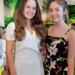 Mariana Macedo e Maria Antonia Araujo