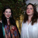 Mariana Salmonson e Maythe Markowski