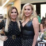 Nadia Fares e Denise Scussolino
