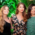 Paola Antonini Tammy Di Calafiori e Alessandra Oliveira