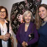 Rita Baldacconi, Bianca Tonini e Mirella Baldacconi