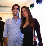 Sanzio Gontijo e Claudia Gambaroni