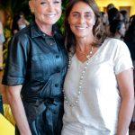 Xuxa Meneghel e Monica Pereira