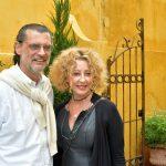 Adriano Mariutti e Paola Mantegazza