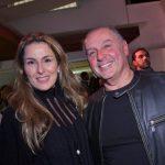 Anna Lucia Azevedo e Moise Politi