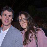 Aymar Almeida e Fernanda Travesso