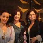 Alessandra Marins, Cris Carvalho e Selma Grosman