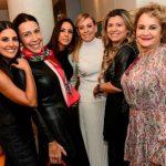 Ana Ruas, Andrea Conti, Lu Arcangeli, Rosa Marcondes, Jana Cano e Marly