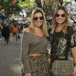 Andrea Lopes e Paola Kiss