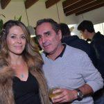 Claudia Dias e Mario Romancine