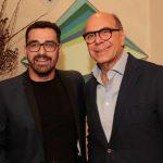 Caio Moraes e Arnaldo Danemberg