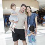 Camila Azevedo, Vicente Ferreira, Felipe e Gabriela