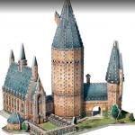 Quebra-cabeça 3D de Harry Potter chega ao Brasil