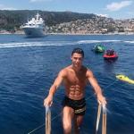 Cristiano Ronaldo deixou gorjeta gorda em hotel na Grécia
