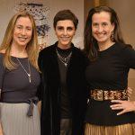 Carla Amorim, Lilian Pacce e Kelly Amorim