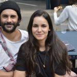 Cassiano Bonjardim e Renata Vanzetto