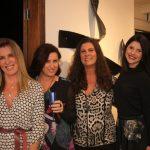 Claudia Medeiros, Cris Carvalho, Beth Nigro e Karen Alves