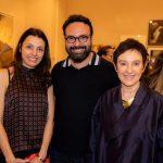 Cris Bava, Bruno Carvalho e Livia Pedreira