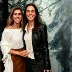 Cris Pereira Luiz e Fabiana Della Manna