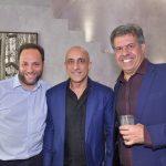 Daniel Al Makul, Denis Lino e Tarciso Freitas