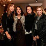 Deborah Roig, Detinha Nascimento, Andrea Teixeira e Noura Van Dijk
