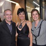 Ernani Melo, Consuelo Jorge e Adriana Fontes