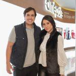 Heitor Neri e Nathali Gomes