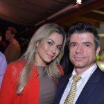 Ideane Cunha e Andre Peixoto