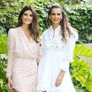 Aniversário Isabella Fiorentino e Fernanda Motta