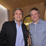 José Roberto COdato e Marcello Carletti