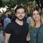 João Victor Fonseca e Eclea Anitablian
