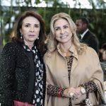 Lígia Carvalho e Regina Giacomelli