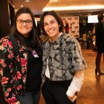 Loren Ortega e Tatiana Schiboula