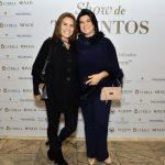 Luciana Mendes e Vivian Brukhnova