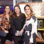 Luciana Nascimento, Juliana Notoel e Luciana Branco