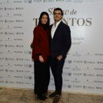 Maria Di Pace e Jose Eduardo Souza Aranha