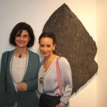 Maria Leticia Protassio e Alessandra Marins