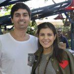 Miguel Prado e Isabel Foz