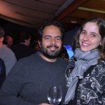 Pedro e Andrea Camargo