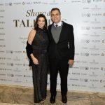 Paula Trussardi e Gilberto Andrade