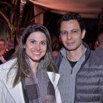 Renata Coelho e Alexandre Fernandes