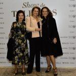 Regina Camargo, Gloria Severiano Ribeiro e Ana Moraes