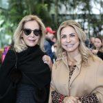 Regina Mansur e Regina Giacomelli