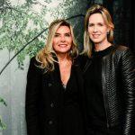 Renata Scherman e Daiane Michelin