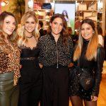 Sarah Mattar, Lala Rudge, Bel Pimenta, Bruna Cardoso