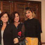 Selma Groismann, Cris Carvalho e Renata Muller