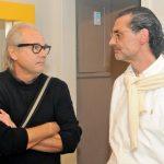 Tuca Reines e Adriano Mariutti