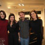 Toia Lemann, Maria Lucia Fontainha, Mauro Fontainha e Kiss Paulino