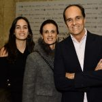 Valentina, Carolina e Dado Castello Branco